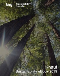 Knauf Sustainability Awards eBook