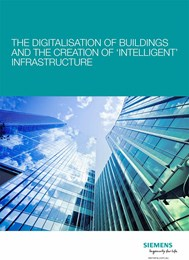 The digitalisation of buildings and the creation of 'intelligent' infrastructure