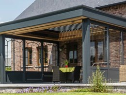 Enjoy the outdoor life with a veranda or a covered terrace