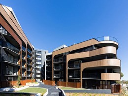 Timber look aluminium's expanding design potential