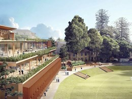 Sydney school to receive $125m contemporary upgrade