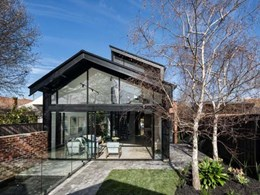 LoE-i89 glass brightens up Cunningham St Northcote residence