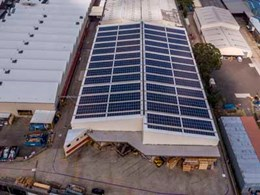 Luxaflex goes green with largest solar installation of its kind in Australia