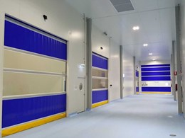 Touch free doors ensuring hygiene in healthcare environments