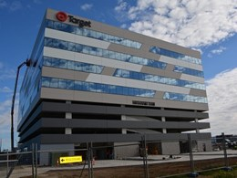 Askin's Volcore panels meet code compliance and aesthetic goals at Target HQ