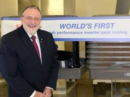 Seeley International launches world's first high performance inverter axial coolers
