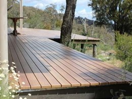 How to be compliant when building a deck in a bushfire zone