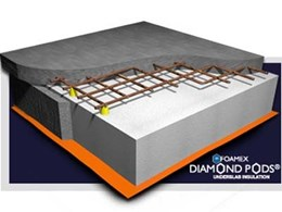 Reducing the risk of foundation damage with Foamex Diamond Pods