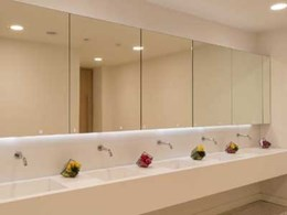 Dolphin washroom systems a perfect match for London's Design Museum