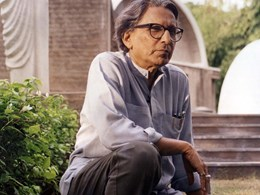2018 Pritzker Prize winner B.V. Doshi touched lives and inspired with his designs