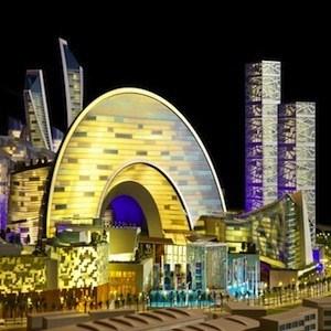 World S Largest Shopping Mall Breaks Ground In Dubai