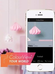 New Dulux Colour App update empowering homeowners to experiment with colour