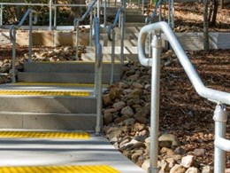 Handrail requirements under AS1428.1-2009