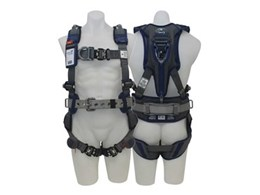 Capital Safety releases new full body fall protection safety harness