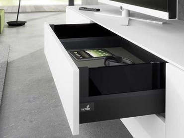 Drawer And Runner Systems From Hettich Meeting The Demands Of Market And Production Alike