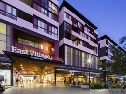 International design accolade for East Village project