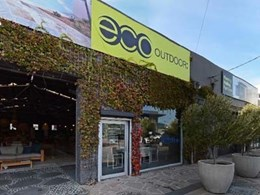 Experience design inspiration at Eco Outdoor's showrooms