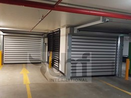 EFAFLEX high speed doors maximise space use in low headroom carpark