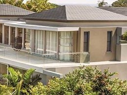 Monier Elemental Series provides perfect finish to waterfront home in Noosa Sound