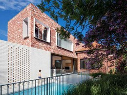 Clare Cousins-designed home extension respects heritage streetscape