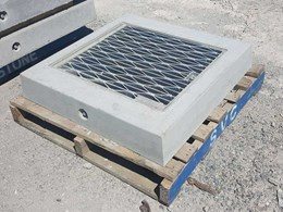 Encased access covers and grates for stormwater and drainage infrastructure