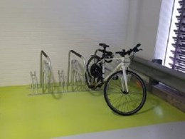 End of journey bicycle facility for Perth office