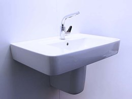 Enware's new vitreous basin range to replace discontinued models