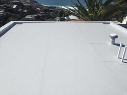 Cosmofin replaces failed liquid membrane on Bronte building roof