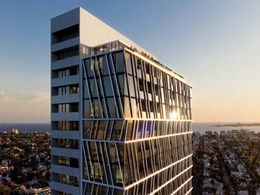 Plus Architecture-designed Gravity marks first milestone for Fishermans Bend precinct
