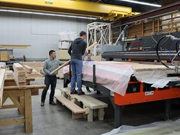 US researchers develop engineered timber from recycled carbon fibre