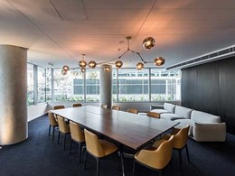 Four custom feature lights developed for luxury South Yarra VIC apartments