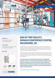 End of Trip Facility, Monash Conference Centre, Melbourne, VIC