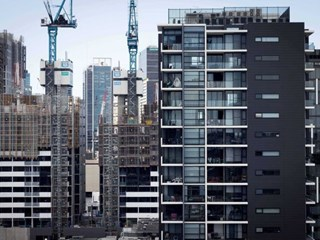 Residential building boom continues with a rise in apartment approvals