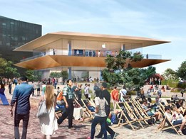 Like it or loathe it, here's why Apple doesn't need a planning permit for its Fed Square store