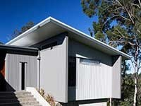 COLORBOND steel adds to Brisbane home's sustainable design qualities
