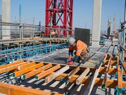 Ecoply Formrite formwork plywood offers durability and reusability