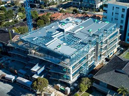 SBS steel frames reduce cost and waste at Frederick Street apartments