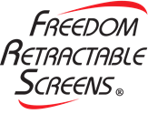 Freedom Retractable Screens®