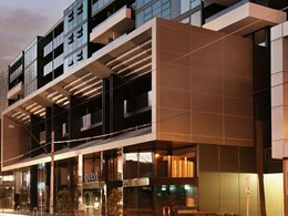 Custom air conditioning solution meets design goals at luxury Melbourne apartments