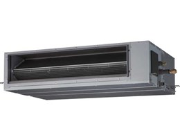 Fujitsu General launches new ducted air conditioning systems with simple installation