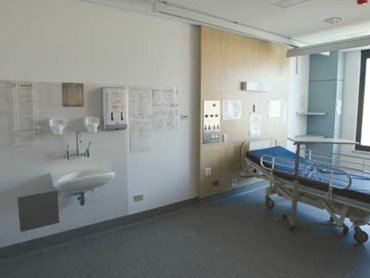 Case Study USG Interior Panels Deliver Versatile Performance At Gold Coast University Hospital