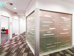 Criterion Platinum 120 Aluminium suite installed at Gold Coast University Hospital
