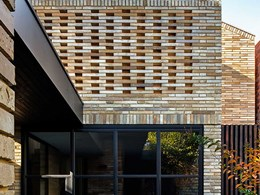 Krause Emperor brickwork pays tribute to Fitzroy terrace's Victorian past