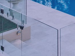 How to clean your glass balustrades