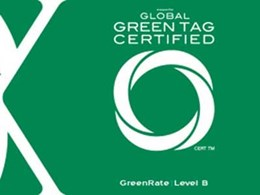 Kingspan AIR-CELL products now GreenTag Certified