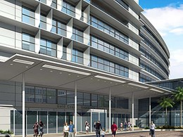Variety of door seals ensures fire safety at Gold Coast University Hospital
