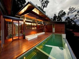 Dream waterfront house with ZEGO FireFORM walls featured on Grand Designs Australia