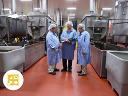 Flowcrete secures HACCP International certification for Flowfresh antimicrobial polyurethane floors