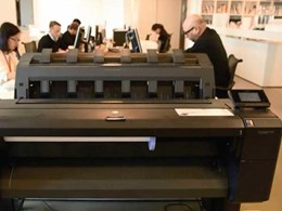 SPAN Architects relies on HP DesignJet technology for construction projects across the globe