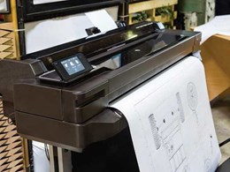 HP DesignJet ePrinters help accelerate workflow in distributed design project for Fab City Car